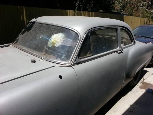 1950 Packard Custom