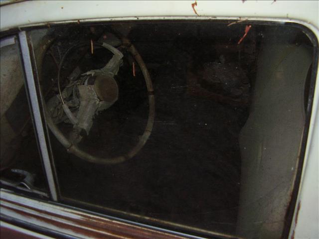 1961 Peugeot 405 Hemi-c