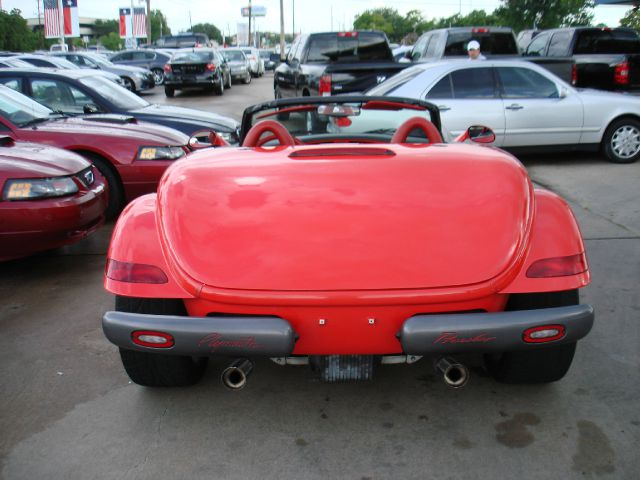 1999 Plymouth Prowler Unknown