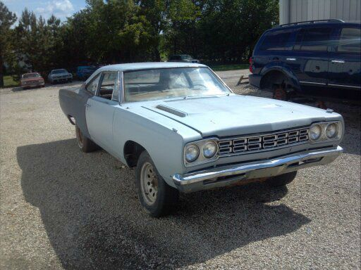 1968 Plymouth Roadrunner Custom 4x4