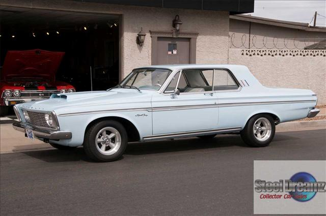 Used Plymouth Sport Fury Max Wedge 1963 Details. Buy used ...