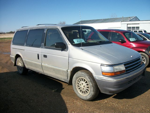 1993 Plymouth Voyager Unknown