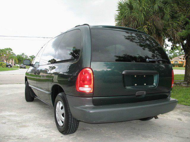 1998 Plymouth Voyager 2500 Cargo Van TMU