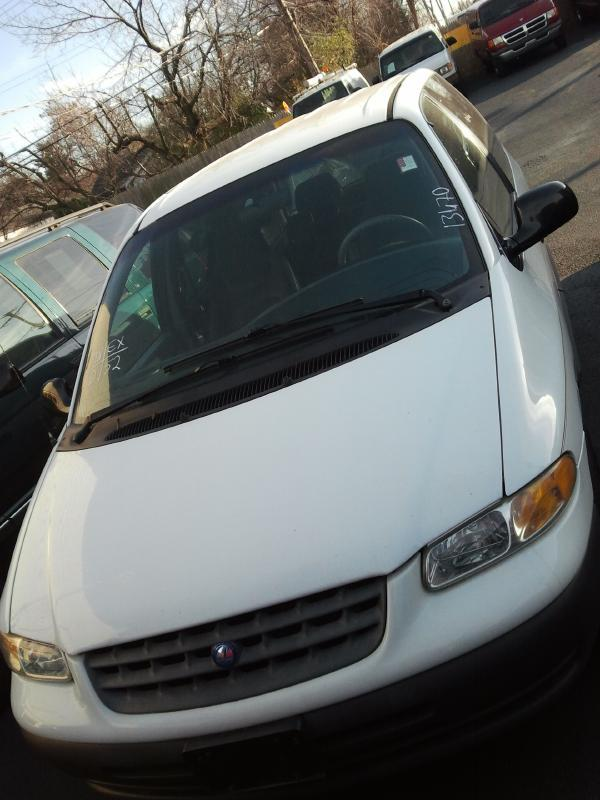 1998 Plymouth Voyager Base