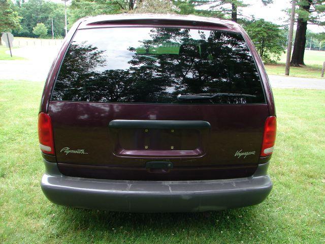 1999 Plymouth Voyager Elk Conversion Van