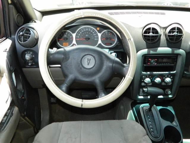 2002 Pontiac Aztek Unknown
