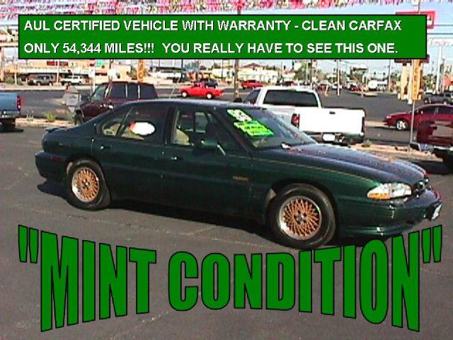 1993 Pontiac Bonneville 4DR Limited AWD