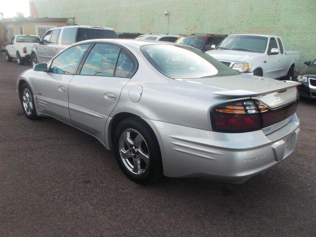 2003 Pontiac Bonneville 4DR Limited AWD