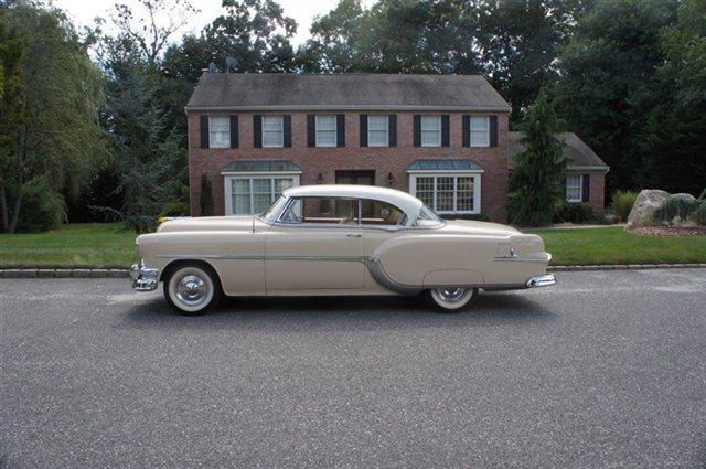 1954 Pontiac Chieftain Eight Luxury Performance 3.6L V6 /Pre Certified