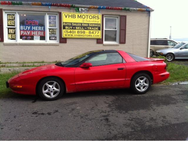 1996 Pontiac Firebird GT Premium