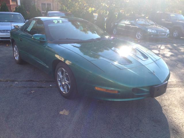 1997 Pontiac Firebird GT Premium