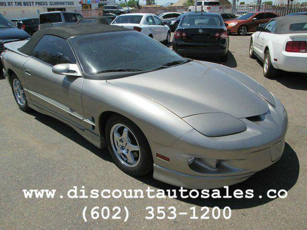 2002 Pontiac Firebird 1.8T Quattro