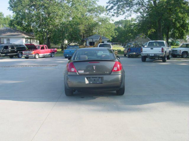 2006 Pontiac G6 4dr Sdn Base