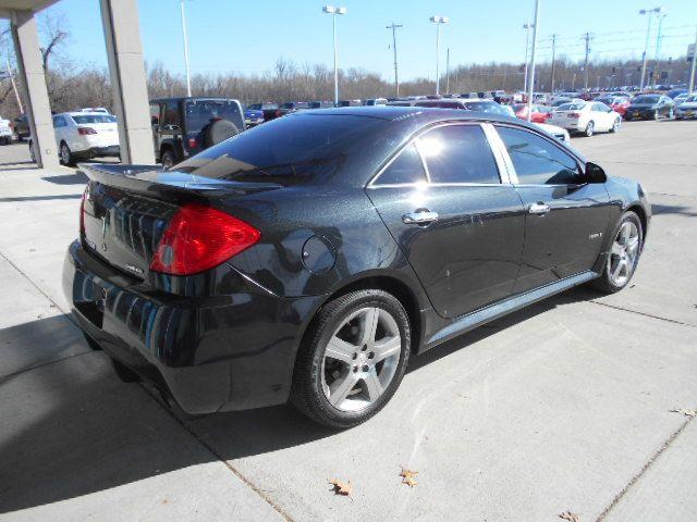 2008 Pontiac G6 GT Hard Top Convertible 2D