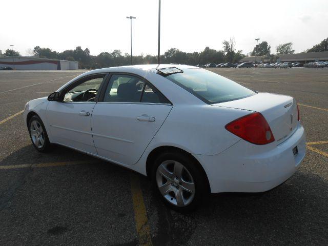2009 Pontiac G6 3.5tl W/tech Pkg