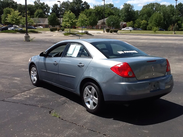 2009 Pontiac G6 Hard Top And Soft