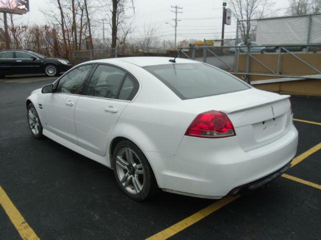 2009 Pontiac G8 SES ZX4 Sedan