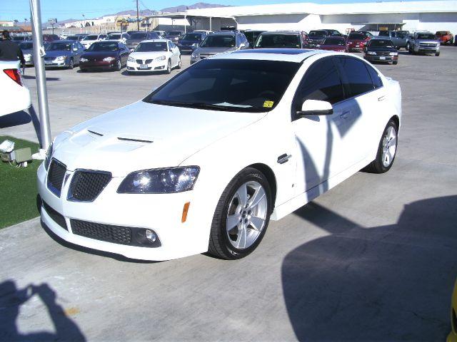 2009 Pontiac G8 Passion