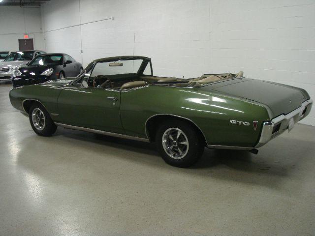 1968 Pontiac GTO 1.8T Quattro