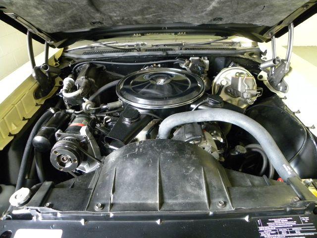 1970 Pontiac GTO Sport/four Wheel Drive