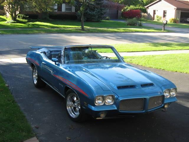 used pontiac gto convertible 1971 details buy used pontiac gto convertible 1971 in chicago il. Black Bedroom Furniture Sets. Home Design Ideas