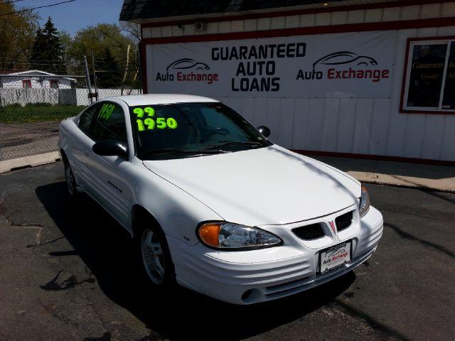 1999 Pontiac Grand Am 4WD Supercrew Styleside 5-1/2 Ft Box XLT