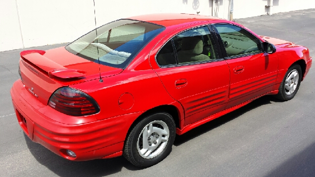 2002 Pontiac Grand Am Lariat Super CREW