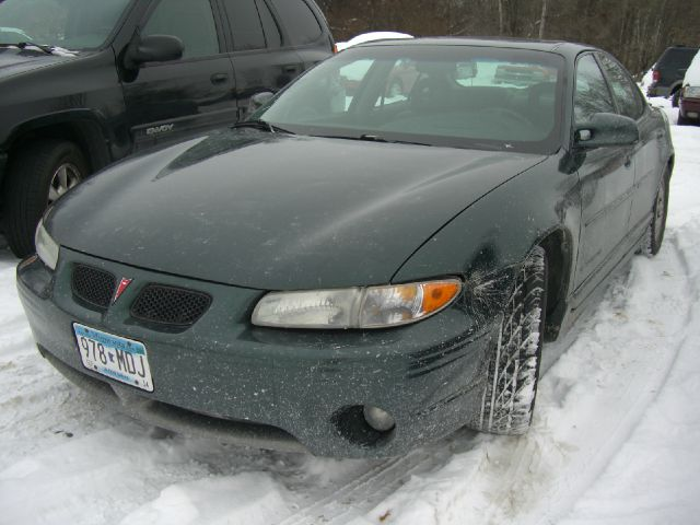 1999 Pontiac Grand Prix XUV SLE 4WD
