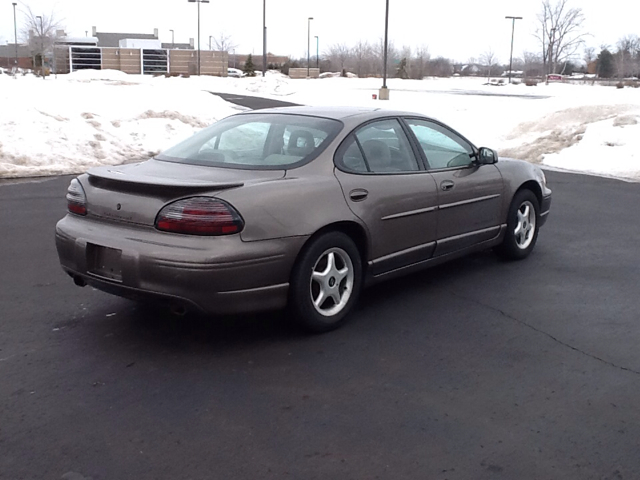 2000 Pontiac Grand Prix Passion