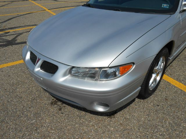 2002 Pontiac Grand Prix Passion