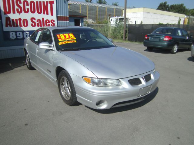 2003 Pontiac Grand Prix Short Box Standard