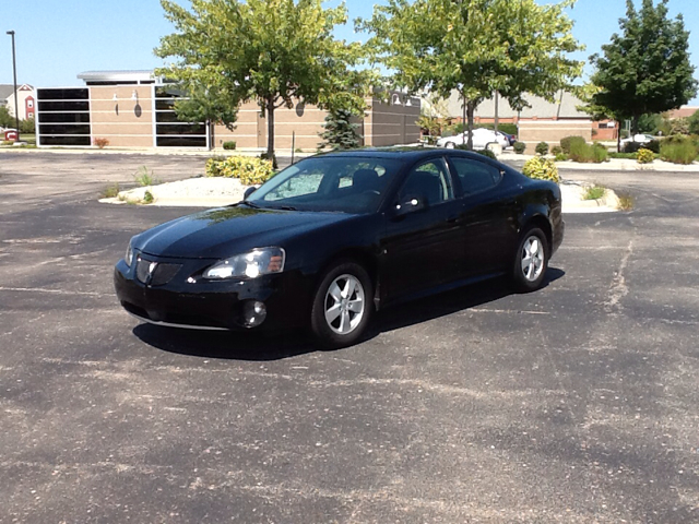 2008 Pontiac Grand Prix Hard Top And Soft
