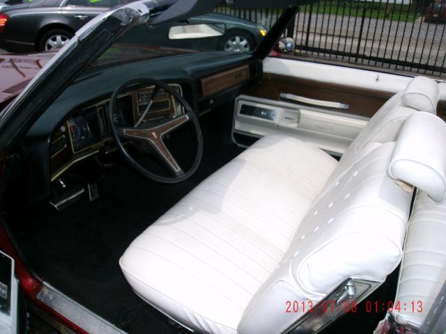1973 Pontiac Grandville Sport Unlimited Commando