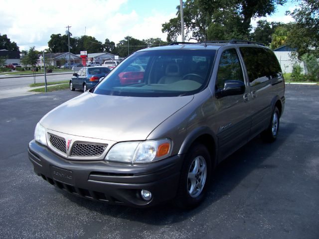 2002 Pontiac Montana SLT K