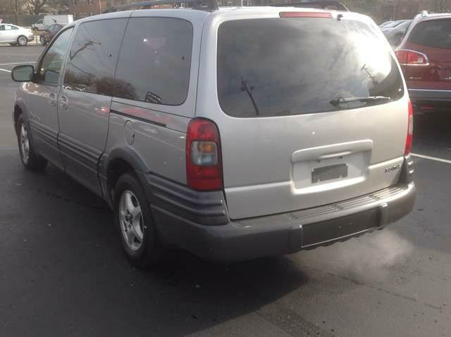 2005 Pontiac Montana SLT K
