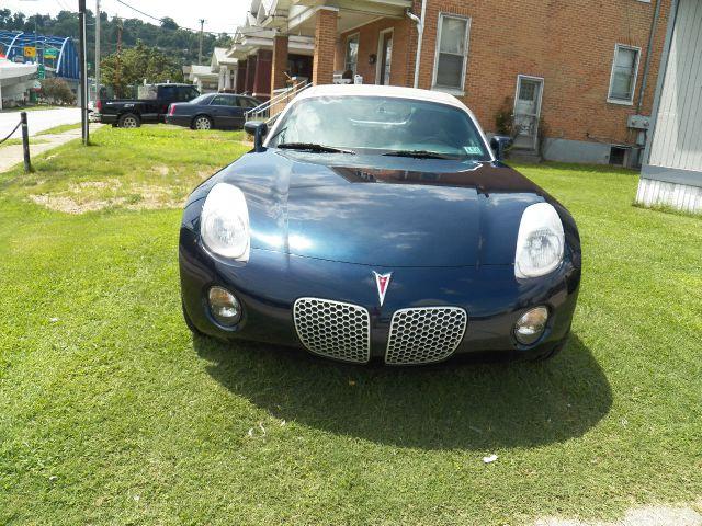 2007 Pontiac Solstice Sport 4x4