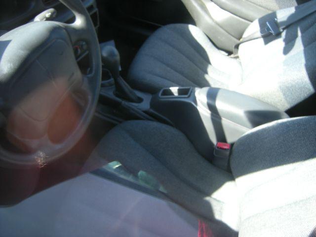 1997 Pontiac Sunfire 4dr Sdn SL Auto Sedan