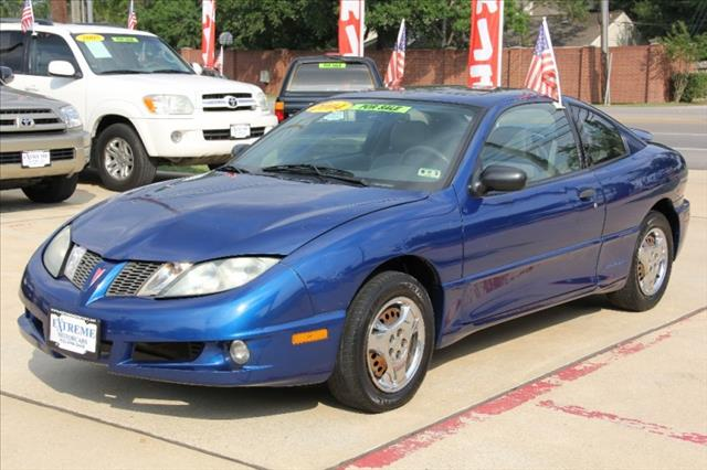 2004 Pontiac Sunfire 4dr S V6 Manual 4WD