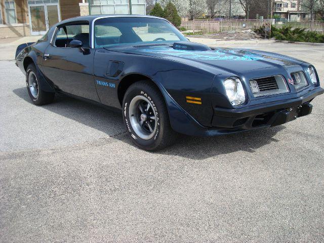 1975 Pontiac TRANS AM 4dr Sdn V6 CXL