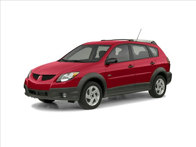 2003 Pontiac Vibe 4dr 2.9L Twin Turbo AWD SUV