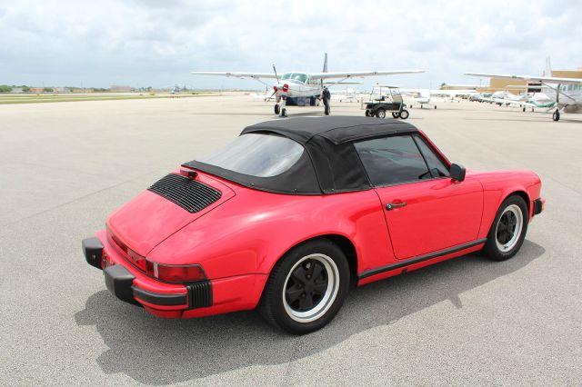 1986 Porsche 911 LS Extended Cab 2WD