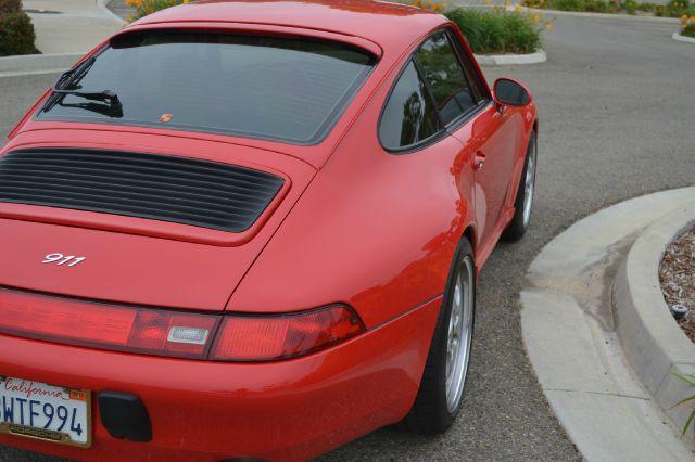 1997 Porsche 911 LS Extended Cab 2WD