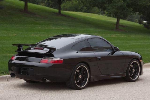 1999 Porsche 911 LS Extended Cab 2WD