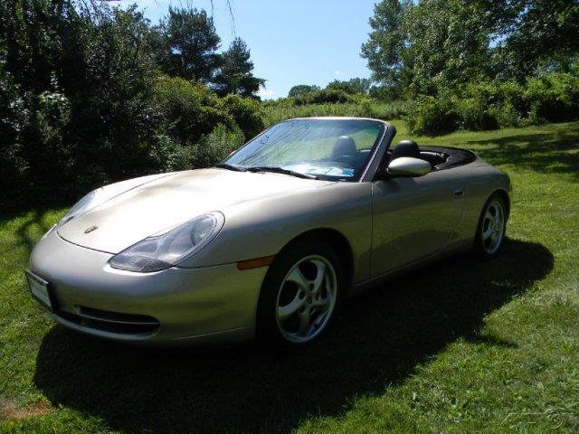 2000 Porsche 911 4WD REG CAB 120.5 SLT