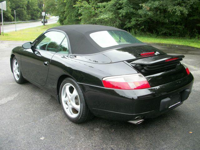 2001 Porsche 911 4WD REG CAB 120.5 SLT