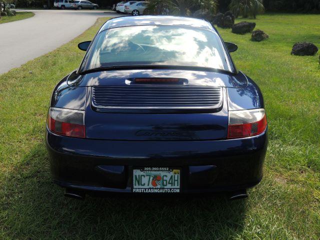 2002 Porsche 911 4WD REG CAB 120.5 SLT