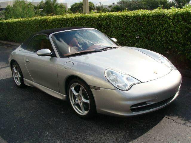 2003 Porsche 911 XLT 4X4 Sport