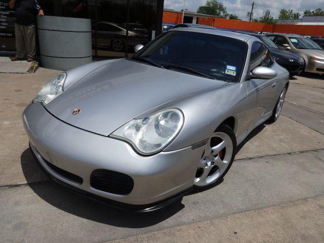 2004 Porsche 911 2.5 AWD SUV