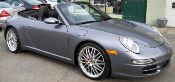 2005 Porsche 911 T6 Sport Utility 4D