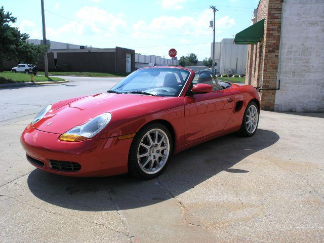 2001 Porsche Boxster XR